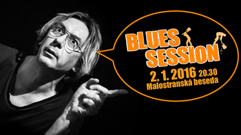 Blues Session 2. 1. 2016