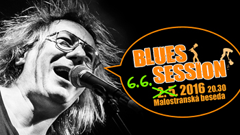 Blues Session 6. 6. 2016