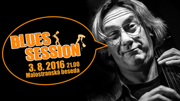 Blues Session 3. 8. 2016